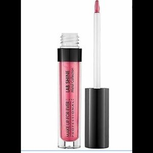Make Up For Ever Lab Lip Gloss Chrome Candy M14